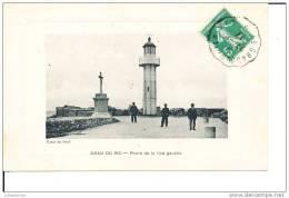 30 LE GRAU DU ROI PHARE DE LA RIVE GAUCHE CPA BON ETAT - Le Grau-du-Roi
