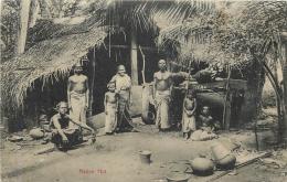 NATIVE HUT - Sri Lanka (Ceylon)