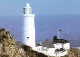 Postcard - Start Point Lighthouse, Devon. BT1010 - Lighthouses