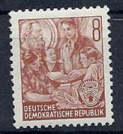 140015116  ALEMANIA  DDR  YVERT Nº   120  **/MNH - [6] Repubblica Democratica