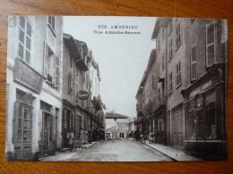 France, Ambérieu, Rue Amédée Bonnet - Other Municipalities