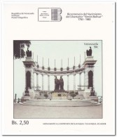 Venezuela 1982, Postfris MNH, Simon Bolivar - Venezuela