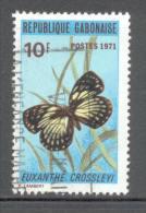 Gabun 1971 - Michel 435 O - Gabun (1960-...)