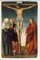 COLMAR - Musée D'Unterlinden, La Crucifixion, Lucas Cranach, Kruzifix - Colmar