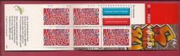 NEDERLAND, 1999, MNH Stamps/booklet,Youth Trends,  NVPH Nr. PB 55,F3050 - Booklets