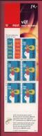 NEDERLAND, 1999, MNH Stamps/booklet,Birth,  NVPH Nr. PB 57,F3053 - Booklets
