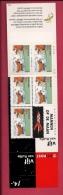 NEDERLAND, 1999, MNH Stamps/booklet,Comics ,Kuifje,  NVPH Nr. PB 59,F3056 - Booklets