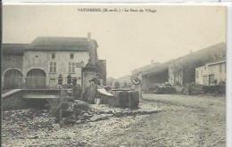 Vathiménil    Le Haut Du Village    Avec Laveuses - France