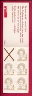 NEDERLAND, 1992, MNH Stamps/booklet , Queen Beatrix  NVPH Nr. PB 43c, F3072 - Booklets