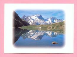 CPM  FRANCE  74  -  Les ALPES  -   425  Soleil Et Montagne  ( Années 70/80 ) - France