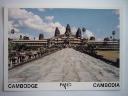 Asie - Cambodge ( Siem Reap - Angkor Wat (2 Scann) - Kambodscha