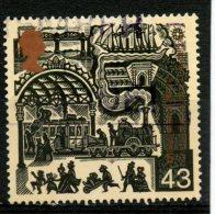 Great Britain 1999 43p Great Western Railway Issue #1845 - 1952-.... (Elizabeth II)