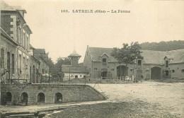 60 - Lataule  - ** La Ferme ** - Cpa En Bon état. - Unclassified