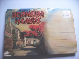 Bermuda Islands Book Map With 18 Very Nice Pictures - Bermuda