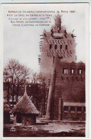 EXPOSITION COLONIALE INTERNATIONALE PARIS 1931. A.O.F. LE CAMP DES GARDES DU PALAIS - Expositions