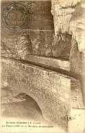 25/CPA - Grottes D'Osselle - Le Pont Et La Rivière Souterraine - Autres Communes