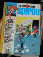 SPIROU RECUEIL ALBUM N° 131 - 1974 - Spirou Et Fantasio