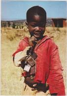 CAMEROUN,CAMEROON,ancienn E Colonie Allemande Gérée Par Les Français,prés Nigeria,tchad,enfant Intelligent,grigri,rare - Cameroun