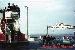 Tram Photo Blackpool Corporation Tramways Dreadnought 59 Fleetwood Ferry - Trains