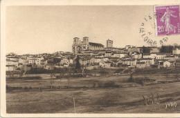 LA CHAISE DIEU - 43 - VUE GENERALE - ENCH - - France