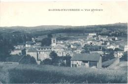 ST DIER D'AUVERGNE - Vue Générale - France