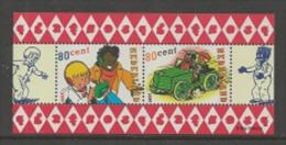 NEDERLAND, 2000, MNH Stamps/block ,Comics & Sjors & Sjimmie , NVPH Nr. 1923 , #7502 - Blocks & Sheetlets