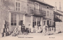 Cpa ANDELOT (52) La Coopérative. - Andelot Blancheville
