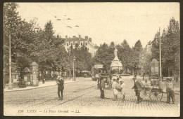 LYON La Place Morand (LL) Rhône (69) - Lyon