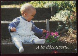 CPM Neuve Enfants à La Découverte - Szenen & Landschaften