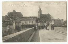 CPA AVEYRON - 12 - St IZAIRE - Autres Communes