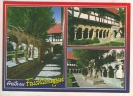 Allemagne Feuchtwangen Historischer Kreuzgang  Cloître  N° FEU 110  TBE - Feuchtwangen