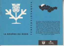 10 Guides Sur La Tchécoslovaqie - Cedok / Inter Hotel - Tourisme