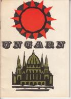 Ungarn / Hongrie - Guide Ibusz - Hongrie