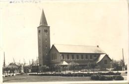 op787: GROBBENDONK De Kerk : verstuurd uit B GROBBENDONK B  1964 > Mechelen