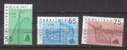 PGL AF031 - PAYS BAS NEDERLAND Yv N°1331/33 ** - 1980-... (Beatrix)