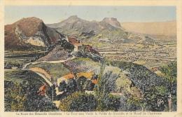La Route Des Grands Goulets - La Tour Sans Venin - La Vallée De Grenoble Et Le Massif De La Chartreuse - Carte Colorée - Rhône-Alpes