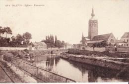 BLATON - Eglise Et Panorama - Quaregnon