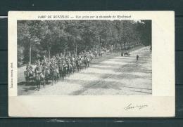 BEVERLOO: Vue Prise Sur La Chaussée De Wychmael,  Gelopen Postkaart 1904 (GA15615) - België