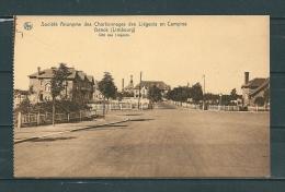 GENCK: Societ� Anonyme Des Charbonnages Des Li�geois En Campine, niet gelopen postkaart (GA15657)