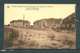 GENCK: Societ� Anonyme Des Charbonnages Des Li�geois En Campine, niet gelopen postkaart (GA15663)
