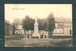 HERCK-DE-STAD: Markt, Niet Gelopen Postkaart  (GA15674) - Herk-de-Stad