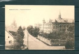 HERCK-DE-STAD: Pensionnat Ursulinn, Niet Gelopen Postkaart  (GA15675) - Herk-de-Stad
