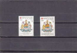 Orden De Malta ERROR REPUBLICA DE CANADA - Malta (la Orden De)