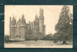 ANTOING: Le Chateau Du Prince De Ligne,  Gelopen Postkaart (GA15855) - Antoing