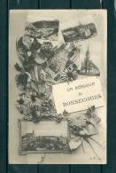 BONSECOURS: Un Bonjour, Gelopen Postkaart (GA15923) - Belgien