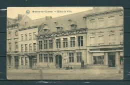 BRAINE-LE-COMTE: Hotel De Ville,  Gelopen Postkaart  (GA15952) - Braine-le-Comte