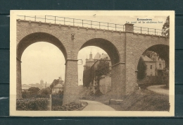 ECAUSSINES: Le Pont Et Le Chateau Fort, Gelopen Postkaart  (GA16054) - Ecaussinnes