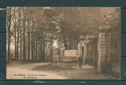 LE HESTRE: Entrée Du Chateau, Gelopen Postkaart 1940 (GA16168) - Belgique
