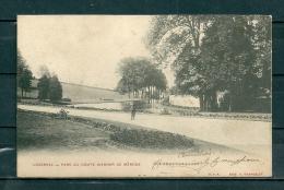 LOVERVAL: Parc Du Comte Werner De Mérode,  Gelopen Postkaart 1908 (GA16236) - Belgique