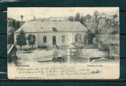MARIEMONT: Fontaine De Spa, Niet Gelopen Postkaart (GA16278) - Belgique